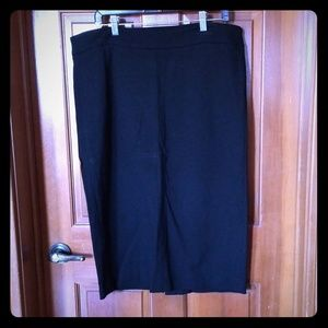 Not your daughter jeans  black skirt